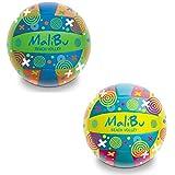 Mondo Toys - Pallone da Beach Volley MALIBU - size 5 pallavolo - 270 g - Colore giallo /...