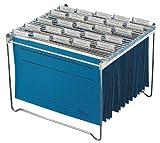 Durable 312323 Hängemappen-Rack (für 30-40 Hängemappen) silber