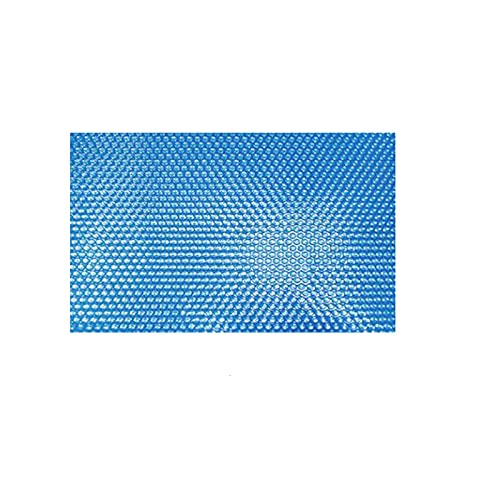 LoveLeiter Pool Solarfolie/Abdeckung rechteckige Solarabdeckung Solarplane für Family Pools staubdicht Solarabdeckplane, verringert Wasser-Verdunstung