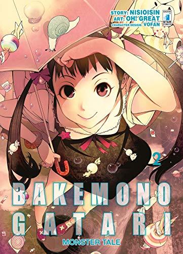 Bakemonogatari. Monster tale (Vol. 2)