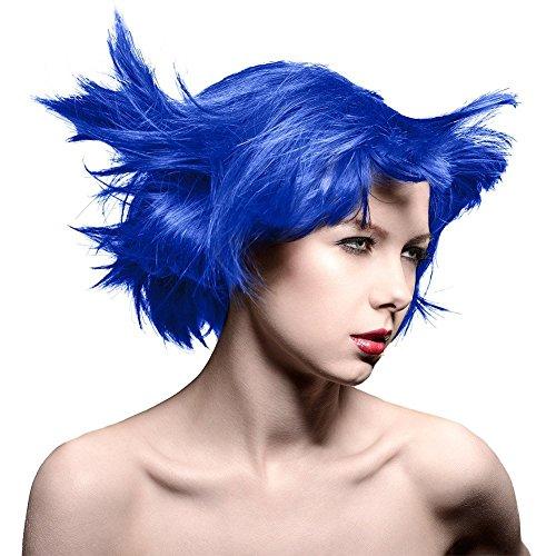 Manic Panic Amplified Semi Permanent Colour Hair Dye (Rockabilly Blue)