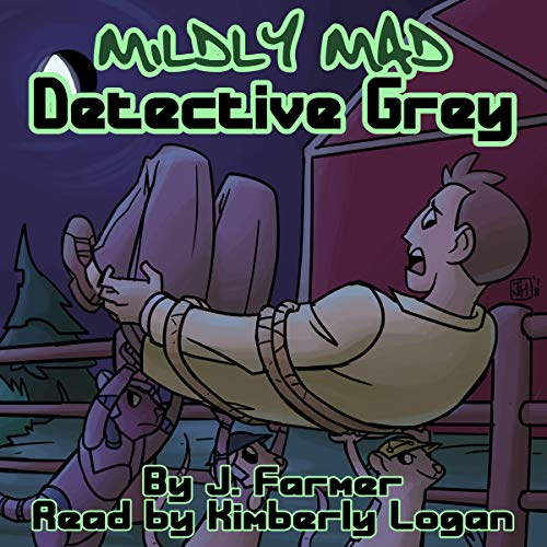 Detective Grey  By  cover art