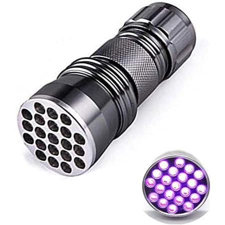 UV Ultra Violet LED Flashlight Blacklight Torch Inspection Lamp Light Bu ODDE