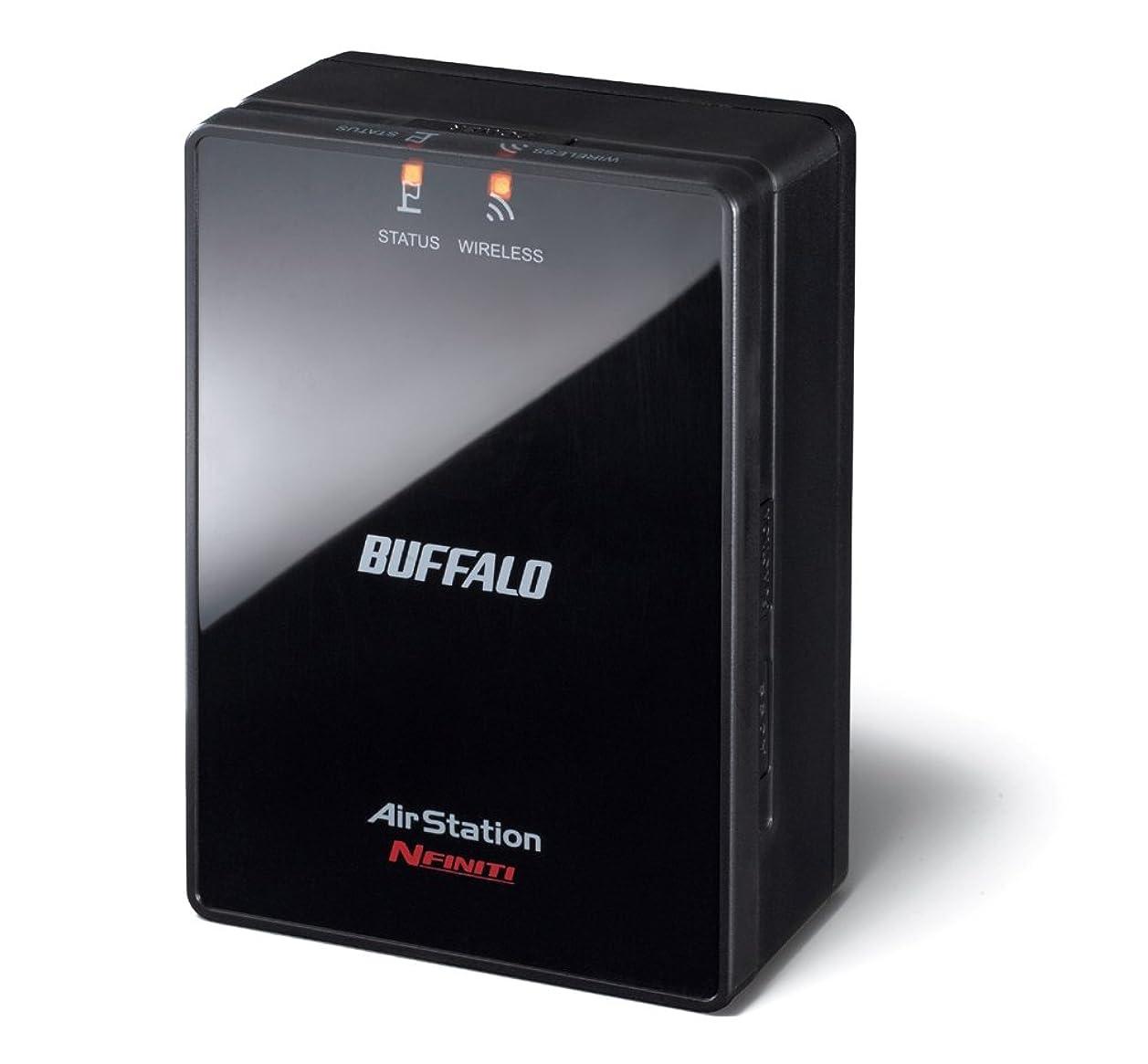 キャメル消化修正するBUFFALO ネットワーク対応家電用 ワイヤレスユニット スターターパック WLAE-AG300N/V