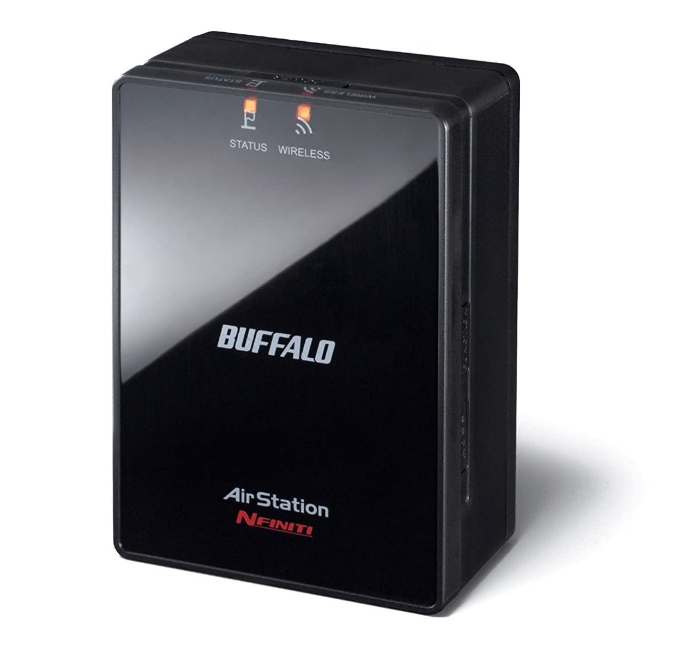 手荷物スキニーブッシュBUFFALO ネットワーク対応家電用 ワイヤレスユニット スターターパック WLAE-AG300N/V