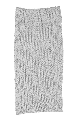 RIP CURL lumerians écharpe Femme uni Gris - Cement Marle