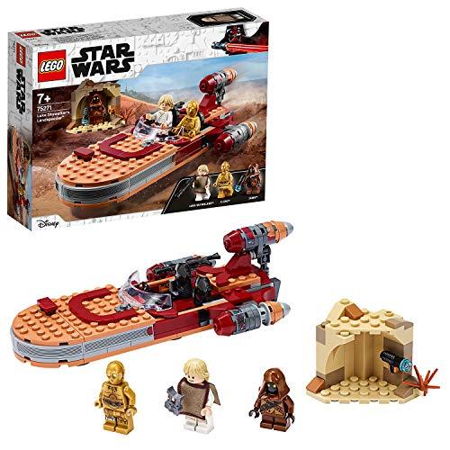 LEGO Star Wars vaisseau Luke Skywalker