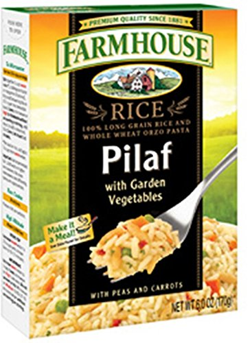 Farmhouse SALENEW Sales of SALE items from new works very popular Rice Pilaf 6 Oz. 12 of Pack