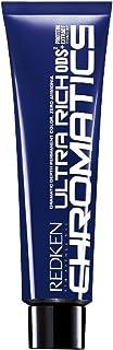 Redken Chromatics Ultra Rich Permanent Hair Colour, No. 8G/8.3-Gold, 63 ml