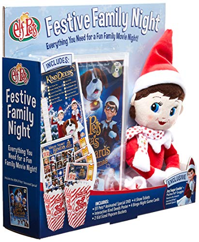 The Elf on the Shelf Festive Family Night