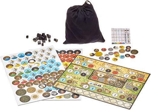 dlp games DLP00233 Orléans Material für 5. Spieler (Erweiterung), Mehrfarbig