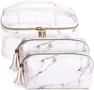e6e483520859 Amazon.com: clear makeup bag