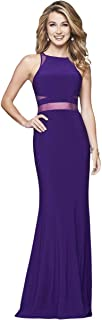 Faviana Womens Prom Full-Length Evening Dress