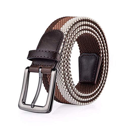 LOF-fei Cinturón de Nylon de Lona Militar Tactico Cinturónes Hebilla Ajustable Cinturón...