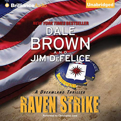 Dale Brown's Dreamland: Raven Strike audiobook cover art