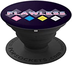 Flawless Diamond Authority - Beautiful Universe Gem PopSockets Grip and Stand for Phones and Tablets