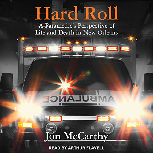 Hard Roll Audiobook By Jon McCarthy cover art