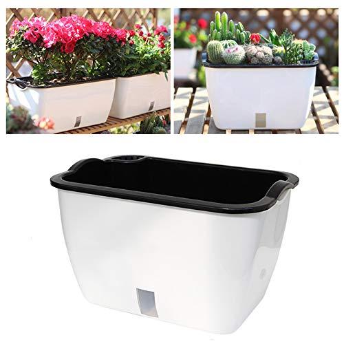 Wikidea Lightweight Flower Pot,Used for Seedlings of Flowers, Bonsai Plants, Vegetables and Seedling Plant BreedingL