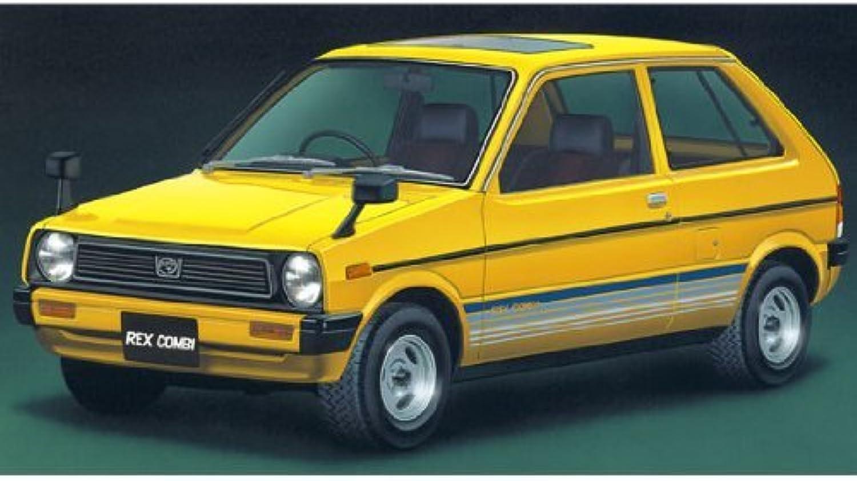 1 24 The Best Car Vintage No.47 1 20 Rex Combi (1981) (japan import)