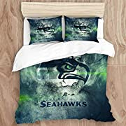♥【PACKAGE INCLUDE】1 Duvet Cover designed with zipper closure + 2 Pillow Cases with envelop closure end ▶ Please note that the duvet cover not down comforter/duvet/quilt, it analogous to a sheet cover can keep your comforter from getting dirty also re...