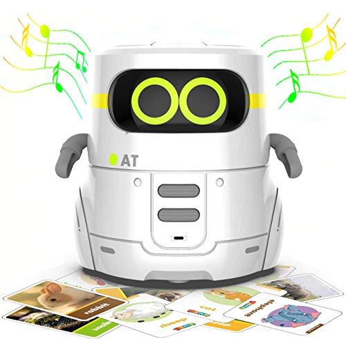 AT Robot Toys for kids, Robot Kids Toddler Toys Robotic Interactive...