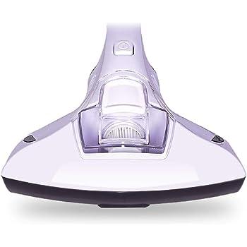 FuLov Aspirador de colchón Aspirador de luz UV Esterilizador, 12.6Kpa de Ácaros Aspirador Antiácaros del Hogar, para Colchones Almohadas Sofás Alfombras, de Mano Aspirador: Amazon.es: Hogar
