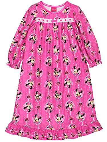 Disney Minnie Mouse Little Girls' Toddler Nightgown - pink/multi, 2t