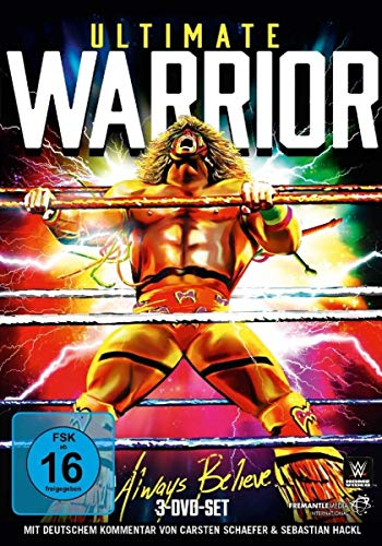 WWE - Ultimate Warrior [3 DVDs]