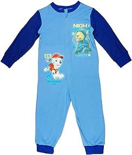 Kleines Kleid Junge Langarm Kinder Schlafoverall Wanzi Schlafanzug Einteiler Baumwolle 92 98 104 110 116 122 128 134 Paw Petrol, Marshall Tracker