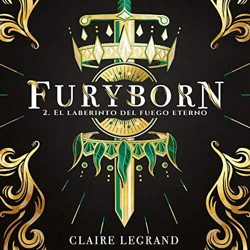 Furyborn 2. El laberinto del fuego eterno cover art
