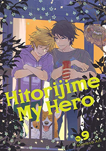 Hitorijime My Hero Vol. 9 (English Edition)