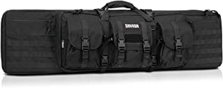 Savior Equipment American Classic Tactical Double Long Rifle Pistol Gun Bag Firearm..