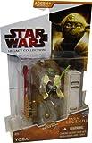 STAR WARS 2009 SL09 - Yoda - figurine env 10 cm