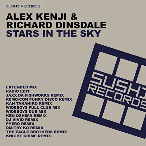 Alex Kenji & Richard Dinsdale feat. Kandace Ferrel