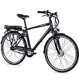 28 Zoll E-Bike E - Citybike für Herren auf Bestes im Test ansehen