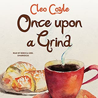 Once upon a Grind audiobook cover art