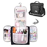 Premium Hanging toiletry bag, Large Travel Cosmetic, Toiletries,...