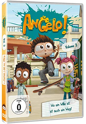 Angelo! - Volume 3 - Staffel 1