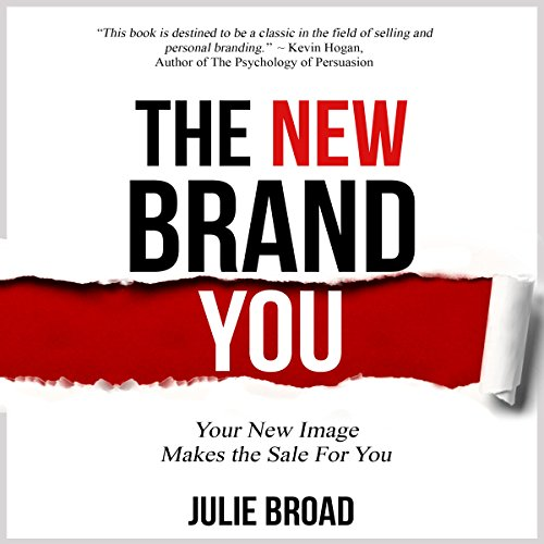 The New Brand You audiobook cover art