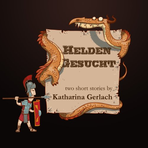Helden Gesucht (German Edition) cover art