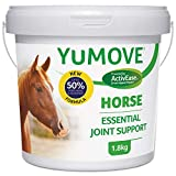 Lintbells YuMOVE Horse Joint Supplement for Horses and Ponies, All Ages and Breeds Tub, 1.8 kg