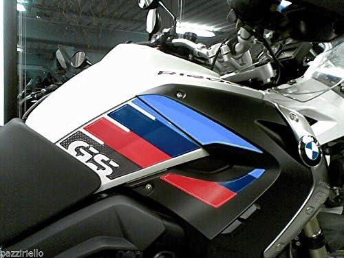 3d Stickers Kit Seitenschutz Kompatibel Mit Bmw 1200 Moto Gs R1200 2008 2012 Auto