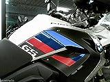 Kit de Pegatinas 3D Protecciones Lateral Compatible con BMW 1200 Moto GS R1200 2008-2012