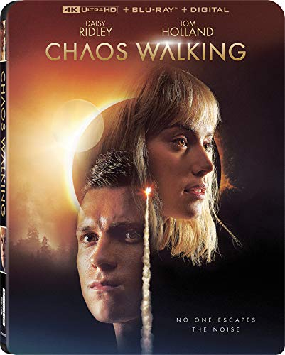 Chaos Walking [Blu-ray]