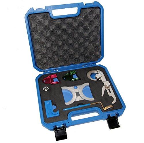 Zahnriemen Wechsel Werkzeug Motor Einstellwerkzeug für Opel Ecotec V6 Vectra Omega Calibra Signum 1126
