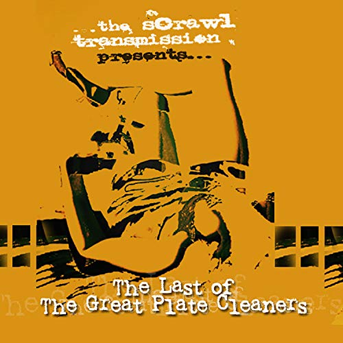 The Last of the Great Plate Cleaners