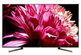 Sony KD-65XG9505 - Televisor 65' 4K Ultra HD HDR Full Array LED con Android TV (X-Motion Clarity, 4K HDR Processor X1 Extreme, Pantalla TRILUMINOS, X-tended Dynamic Range Pro, Wi-Fi), Negro