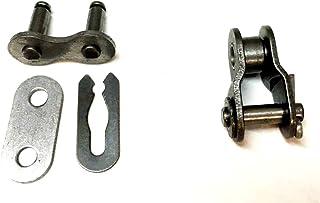 80cc 2-Stroke Motorized Motorcycle Bike Gas Engine Mumaxun 20pcs 415 Chain Master Link 49cc