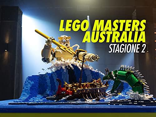 Lego Masters Australia S2