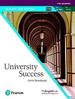 University Success: Reading & Writing Student Book with MyEnglishLab A2